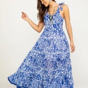 Free People Dresses - Free People Kika's Printed Floral Cotton Dress M